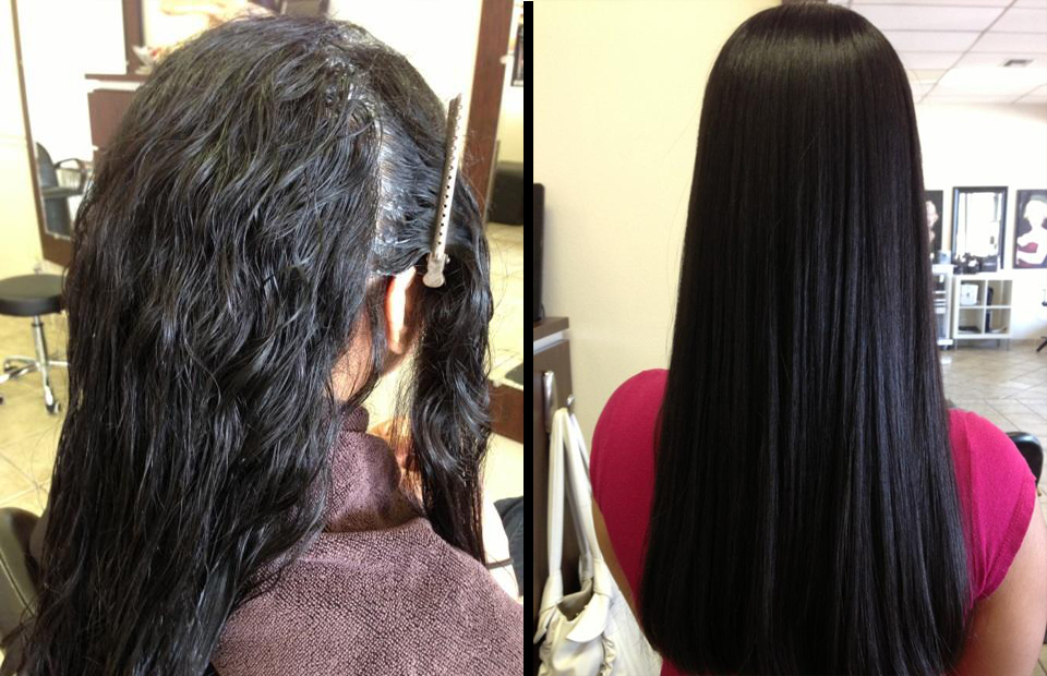 Thio Straightening Process Thio Relaxers For Black Hair
